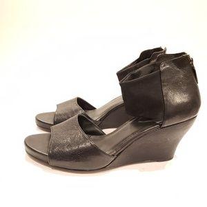 Eileen Fisher Corona Platform Wedge Sandal 11
